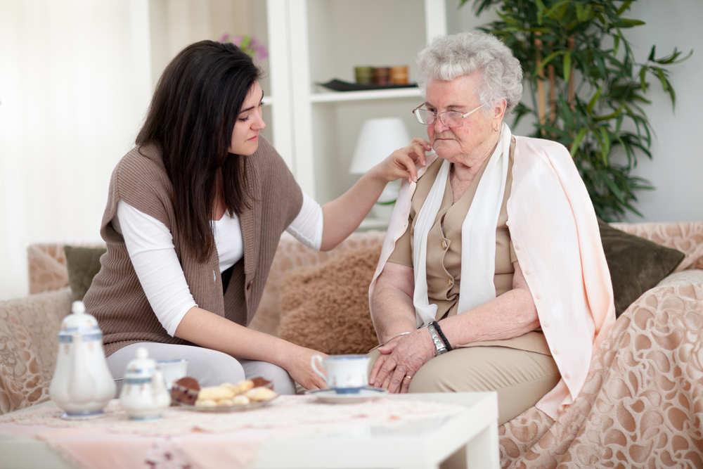 España y las residencias de ancianos