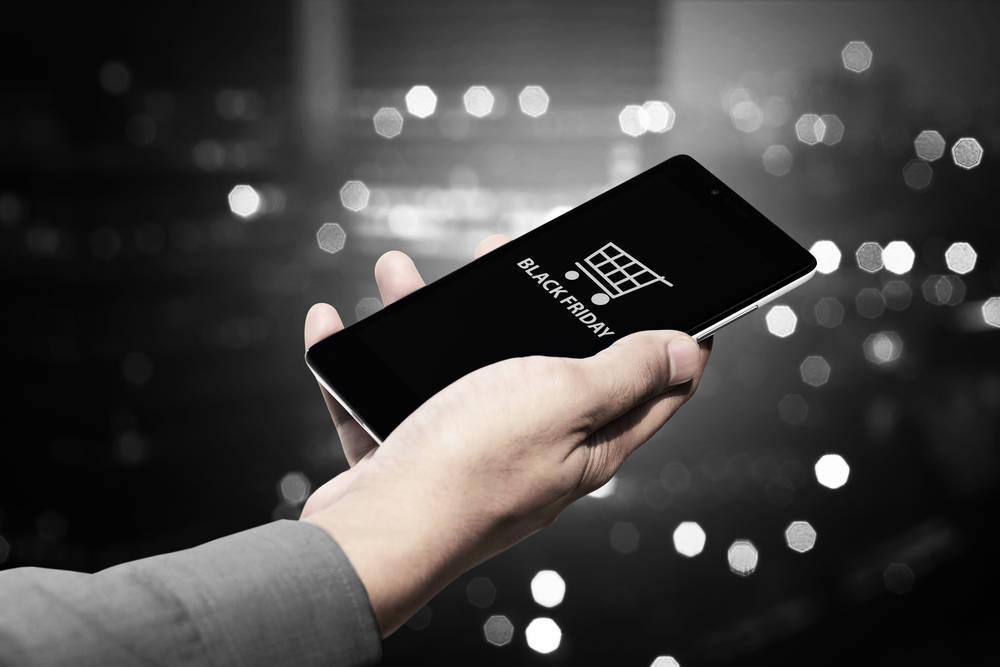 Cómo compramos con el móvil durante el Black Friday