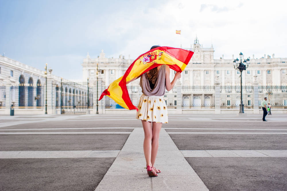España no hay más que una (porque si hubiera dos nos iríamos tod@s para la otra)