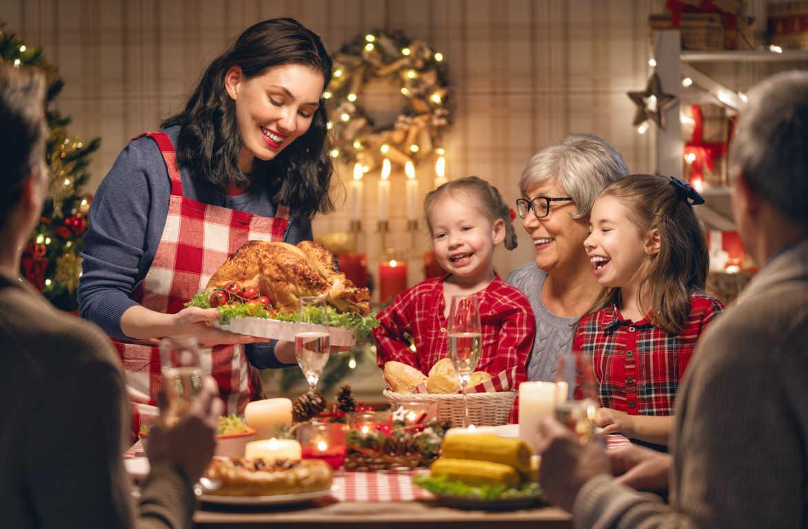 De tradiciones navideñas