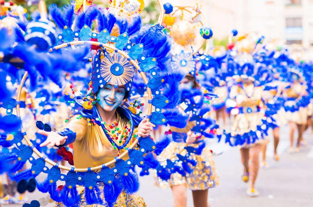 Los disfraces en la cultura española